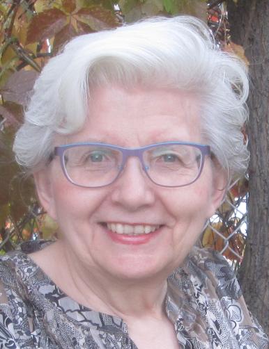 Ruth Marlene Friesen, Author, owner