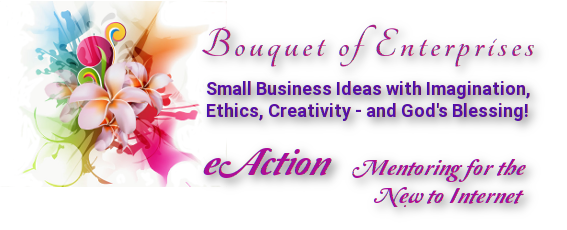 Bouquet of Enterprises Brand-Banner